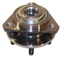 Suspension/Steering/Brakes - Brakes - Axle Hub Assembly