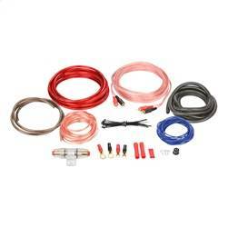 Specialty Merchandise - Electronics - Amplifier Installation Kit