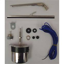 Exterior Accessories - Wiper and Washer - Windshield Wiper Motor Kit