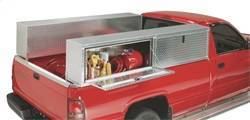 Exterior Accessories - Truck Bed Accessories - Tool Box - Truck Bed Side Rail