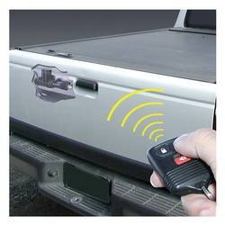 Exterior Accessories - Truck Bed Accessories - Tailgate Lock
