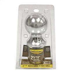Exterior Accessories - Towing - Trailer Hitch Ball