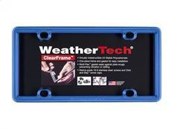 Exterior Accessories - Bumper - License Plate Frame