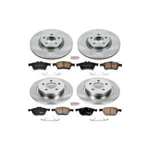 Power Stop - Autospecialty By Power Stop 1-Click Daily Driver Brake Kits   Power Stop (KOE4051) - Image 1