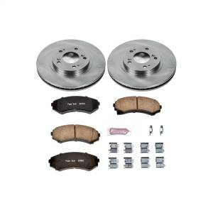 Power Stop - Autospecialty By Power Stop 1-Click Daily Driver Brake Kits | Power Stop (KOE5258) - Image 1