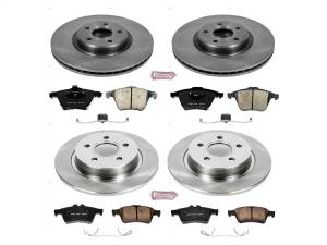 Power Stop - Autospecialty By Power Stop 1-Click Daily Driver Brake Kits | Power Stop (KOE5469) - Image 1