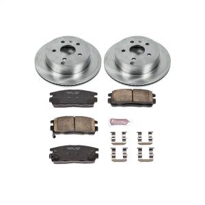 Power Stop - Autospecialty By Power Stop 1-Click Daily Driver Brake Kits | Power Stop (KOE5558) - Image 1