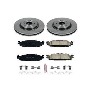 Power Stop - Autospecialty By Power Stop 1-Click Daily Driver Brake Kits   Power Stop (KOE5583) - Image 1
