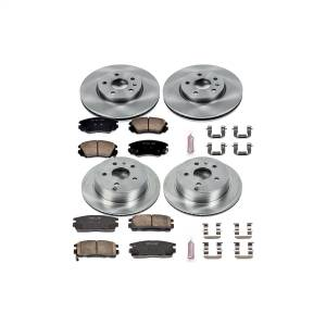 Power Stop - Autospecialty By Power Stop 1-Click Daily Driver Brake Kits | Power Stop (KOE5516) - Image 1