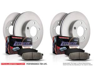 Power Stop - Autospecialty By Power Stop 1-Click Daily Driver Brake Kits | Power Stop (KOE5516) - Image 2