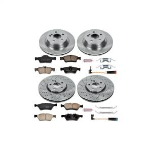 Power Stop - Autospecialty By Power Stop 1-Click Daily Driver Brake Kits   Power Stop (KOE6358) - Image 1