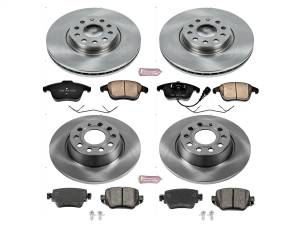 Power Stop - Autospecialty By Power Stop 1-Click Daily Driver Brake Kits | Power Stop (KOE7537) - Image 1