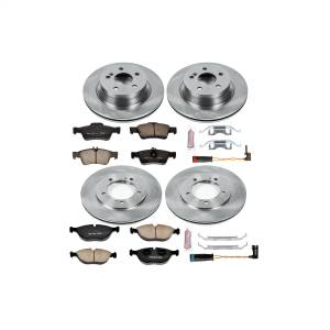 Power Stop - Autospecialty By Power Stop 1-Click Daily Driver Brake Kits | Power Stop (KOE4517) - Image 1