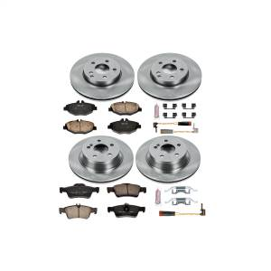 Power Stop - Autospecialty By Power Stop 1-Click Daily Driver Brake Kits | Power Stop (KOE4524) - Image 1