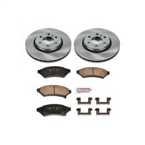 Power Stop - Autospecialty By Power Stop 1-Click Daily Driver Brake Kits   Power Stop (KOE4602) - Image 1