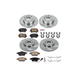 Power Stop - Autospecialty By Power Stop 1-Click Daily Driver Brake Kits   Power Stop (KOE5363) - Image 1