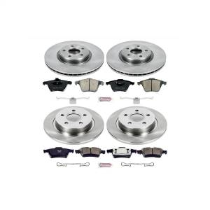 Power Stop - Autospecialty By Power Stop 1-Click Daily Driver Brake Kits | Power Stop (KOE5470) - Image 1