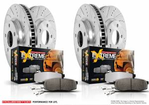 Power Stop - Z36 Severe-Duty Truck And Tow 1-Click Brake Kit | Power Stop (K5577-36) - Image 2