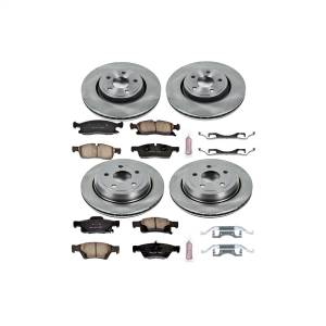 Power Stop - Autospecialty By Power Stop 1-Click Daily Driver Brake Kits | Power Stop (KOE5955) - Image 1