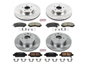 Power Stop - Autospecialty By Power Stop 1-Click Daily Driver Brake Kits | Power Stop (KOE7584) - Image 1