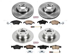 Power Stop - Autospecialty By Power Stop 1-Click Daily Driver Brake Kits   Power Stop (KOE7612) - Image 1