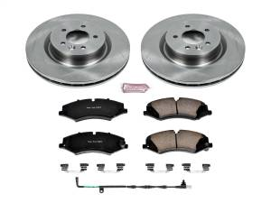 Power Stop - Autospecialty By Power Stop 1-Click Daily Driver Brake Kits   Power Stop (KOE7683) - Image 1
