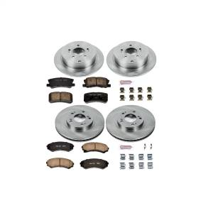 Power Stop - Autospecialty By Power Stop 1-Click Daily Driver Brake Kits   Power Stop (KOE4461) - Image 1