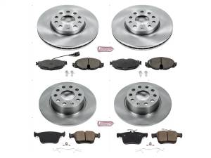 Power Stop - Autospecialty By Power Stop 1-Click Daily Driver Brake Kits | Power Stop (KOE7633) - Image 1