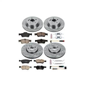 Power Stop - Autospecialty By Power Stop 1-Click Daily Driver Brake Kits | Power Stop (KOE4516) - Image 1