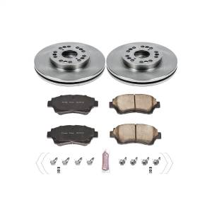 Power Stop - Autospecialty By Power Stop 1-Click Daily Driver Brake Kits | Power Stop (KOE5388) - Image 1
