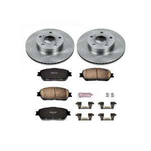 Power Stop - Autospecialty By Power Stop 1-Click Daily Driver Brake Kits   Power Stop (KOE5431) - Image 1