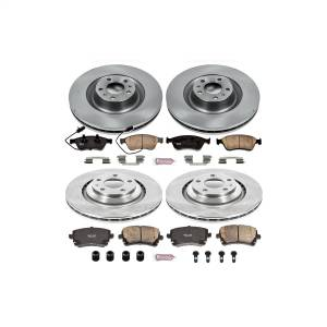 Power Stop - Autospecialty By Power Stop 1-Click Daily Driver Brake Kits   Power Stop (KOE5746) - Image 1