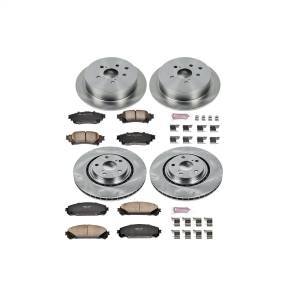 Power Stop - Autospecialty By Power Stop 1-Click Daily Driver Brake Kits | Power Stop (KOE5828) - Image 1