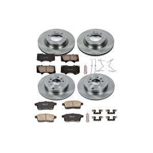 Power Stop - Autospecialty By Power Stop 1-Click Daily Driver Brake Kits | Power Stop (KOE5879) - Image 1