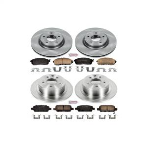 Power Stop - Autospecialty By Power Stop 1-Click Daily Driver Brake Kits | Power Stop (KOE6095) - Image 1