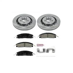 Power Stop - Autospecialty By Power Stop 1-Click Daily Driver Brake Kits | Power Stop (KOE6374) - Image 1