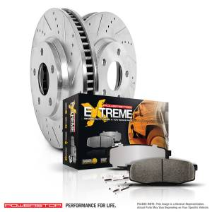 Power Stop - Z36 Severe-Duty Truck And Tow 1-Click Brake Kit | Power Stop (K6814-36) - Image 2