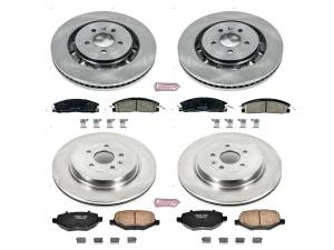 Power Stop - Autospecialty By Power Stop 1-Click Daily Driver Brake Kits | Power Stop (KOE7573) - Image 1