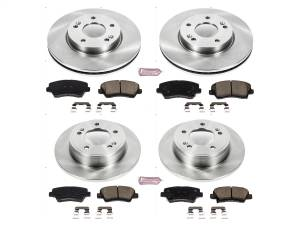 Power Stop - Autospecialty By Power Stop 1-Click Daily Driver Brake Kits | Power Stop (KOE7582) - Image 1