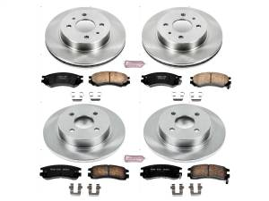 Power Stop - Autospecialty By Power Stop 1-Click Daily Driver Brake Kits | Power Stop (KOE7630) - Image 1