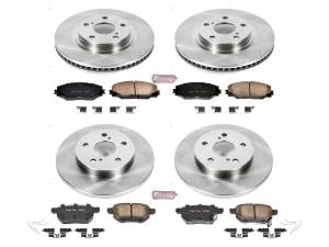 Power Stop - Autospecialty By Power Stop 1-Click Daily Driver Brake Kits | Power Stop (KOE7631) - Image 1