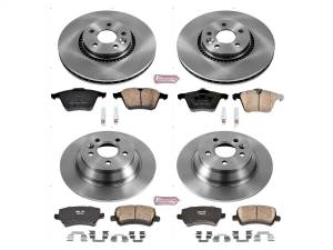 Power Stop - Autospecialty By Power Stop 1-Click Daily Driver Brake Kits | Power Stop (KOE7639) - Image 1