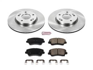 Power Stop - Autospecialty By Power Stop 1-Click Daily Driver Brake Kits | Power Stop (KOE7672) - Image 1