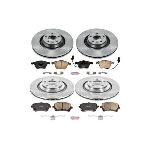 Power Stop - Autospecialty By Power Stop 1-Click Daily Driver Brake Kits | Power Stop (KOE4013) - Image 1
