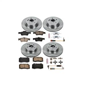 Power Stop - Autospecialty By Power Stop 1-Click Daily Driver Brake Kits | Power Stop (KOE4521) - Image 1