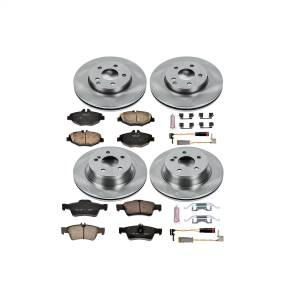 Power Stop - Autospecialty By Power Stop 1-Click Daily Driver Brake Kits   Power Stop (KOE4526) - Image 1