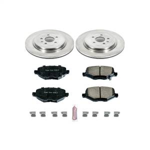 Power Stop - Autospecialty By Power Stop 1-Click Daily Driver Brake Kits | Power Stop (KOE6376) - Image 1