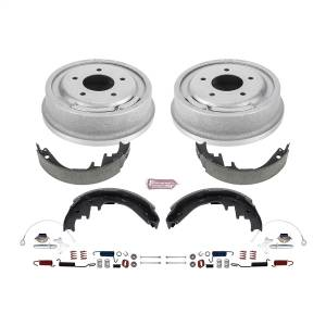 Brakes - Drum Brake Shoe and Drum Kit - Power Stop - Power Stop 1-Click Daily Driver Drum And Shoe Kits | Power Stop (KOE15312DK)