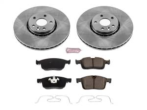 Power Stop - Autospecialty By Power Stop 1-Click Daily Driver Brake Kits | Power Stop (KOE7705) - Image 1