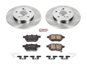 Power Stop - Autospecialty By Power Stop 1-Click Daily Driver Brake Kits | Power Stop (KOE7753) - Image 1